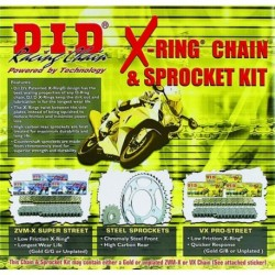 DID KIT YAMAHA R1 09-12