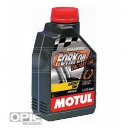 MOTUL FORK OIL 5W 1L