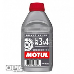 MOTUL DOT 4 BRAKE FLUID 0,5L