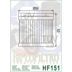 FILTER ULJA HIFLO HF151
