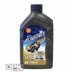 SHELL ADVANCE ULTRA 15W50